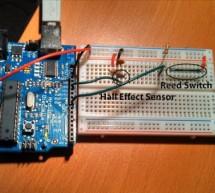 Rear Wheel Tachometer using arduino
