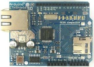 Ethernet Shield v5.0
