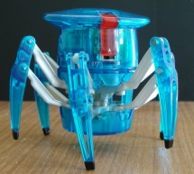 Hacking Hex Bug Spider using arduino