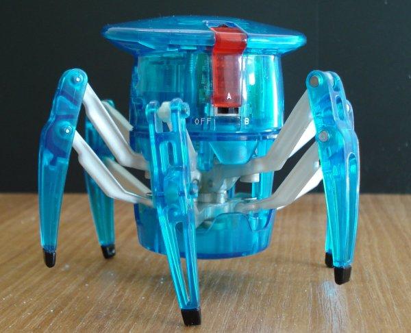 Hacking Hex Bug Spider using arduino