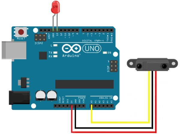 How to Build an Infrared Distance Sensor Circuit