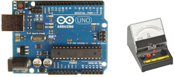 How to Build an Ohmmeter Using an Arduino