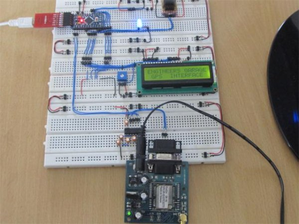 How to Interface GPS with Arduino