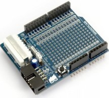 I2C Power Protoshield