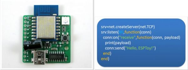 Introducing ESPToy 1.2 (with Lua Firmware)