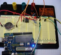 Let's make an Arduino real time clock shield