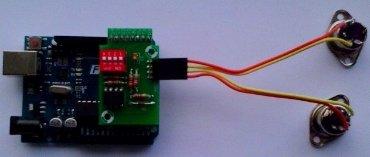 MIDI Bass Pedal Arduino Encoder