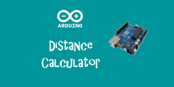 Make an Ultrasonic Distance Calculator