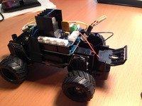 Room roving robot – phase 1 using arduino