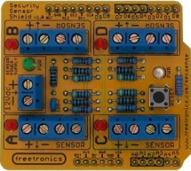 Security Sensor Shield