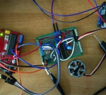 Spining BLDC motors at super Slow speeds with Arduino and L6234