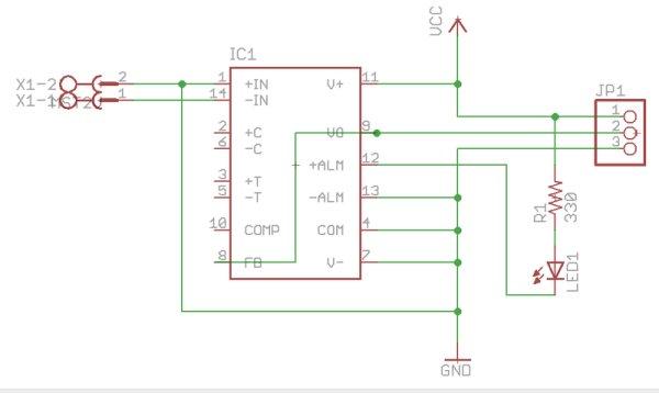 Thermocouple Sensor 1.0