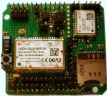 U-Blox GSM/GPS/microSD Shield