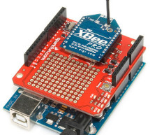 XBee Wireless Shield