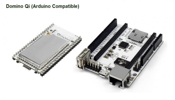 Domino IO - An Open Hardware WiFi Platform for Things