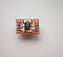 Starting with ATTiny13