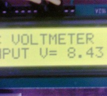 Arduino Digital Voltmeter 0V to 30V