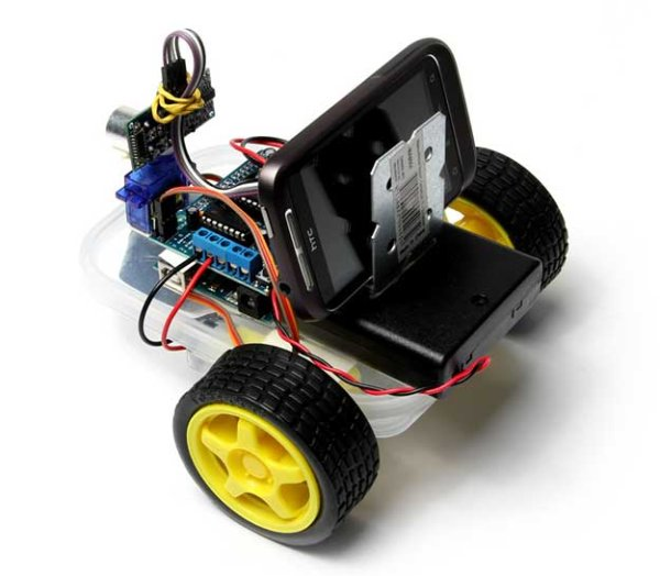 Arduino Project 4 Enhancing your mini robot