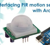 Build Arduino Based Home Security System Using PIR Motion Sensor