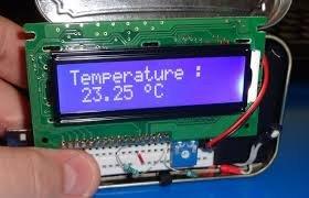 Temperature Sensing with Arduino