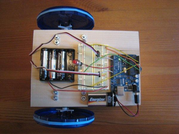 The Arduino Mothbot