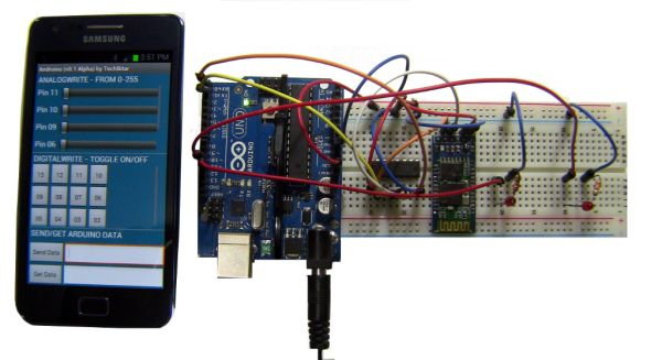ArduDroid A Simple 2-Way Bluetooth-based Android Controller for Arduino