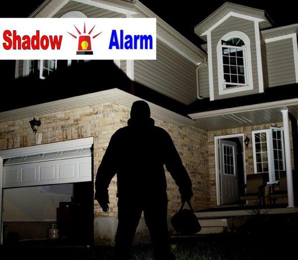 Arduino-Based Shadow Alarm