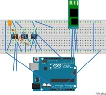 Arduino – Cannot get ECG readings from heart, but I do when I poke at the leads