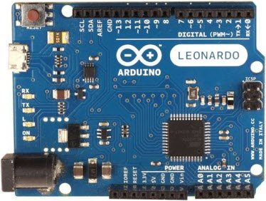 Arduino Leonardo AVR Development Board