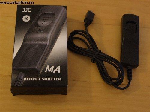 Arduino Project Intervalometer for Fuji cameras