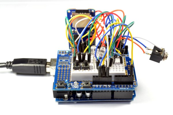 Arduino Projects: Digital Audio Recorder -Use Arduino for Projects