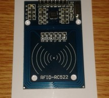 Arduino RFID Reader RC522 + Access Control System