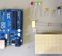 Arduino Tiny Temperature Shield Project