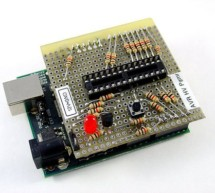 Arduino-based AVR High Voltage Programmer