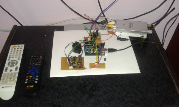 Automatic Home surveillance system using arduino(simple and cheap)