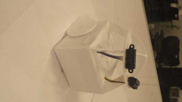 Autonomous Robot Part 3 Ghosty