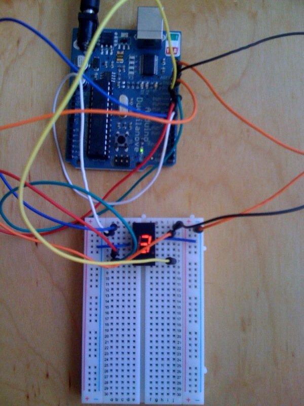 Drawing an Arduino Circuit Diagram