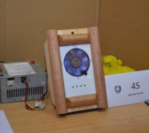 Hard Disk Clock (HDD Clock with Arduino Uno)