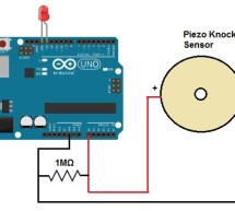 How to Build a (Piezo) Knock Sensor Circuit