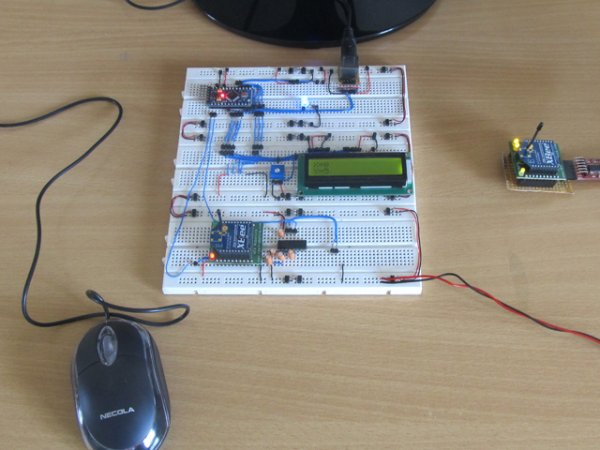 How to Transmit Mouse Data Using Xbee with Arduino