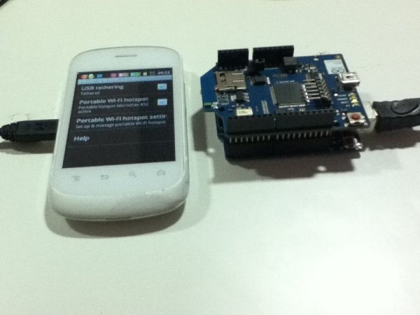 How to tweet from an Arduino using the wifi sheild