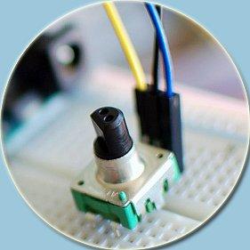 Rotary Encoder & Arduino