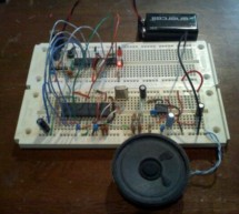 SP0256-AL2 Speech With Arduino