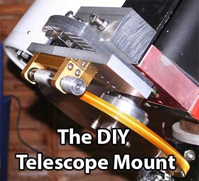 The DIY Arduino Telescope GOTO control project -Use Arduino for Projects