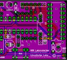 The LCDuino-1 I/O processor