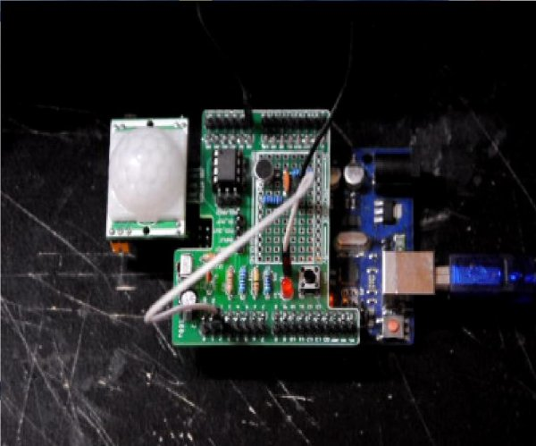 The Viciously Simple Clap-ON Clap-OFF Circuit For Arduino