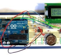 Tutorial 16: Arduino Clock