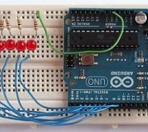 Tutorial 4: Arduino Knight Rider