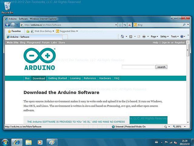 ArduinoControl