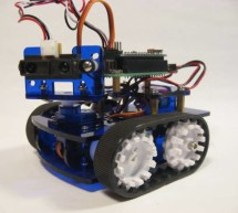Rocket Brand Studios Tiny Tank using arduino